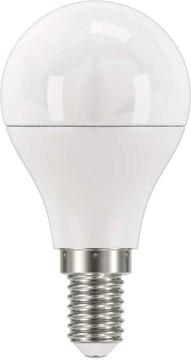 Emos LED žárovka Classic Mini Globe 8W E14, neutrální bílá