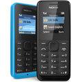 Nokia 105 DS, černá
