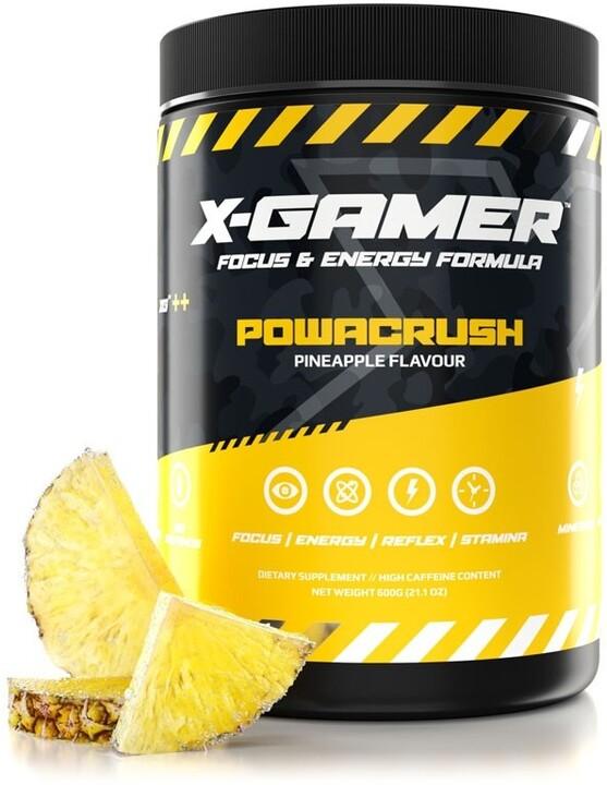 Doplněk stravy X-Gamer X-Tubz - Powacrush, 600g
