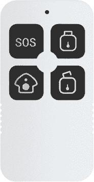 WOOX Chytrý ovladač zabezpečení R7054