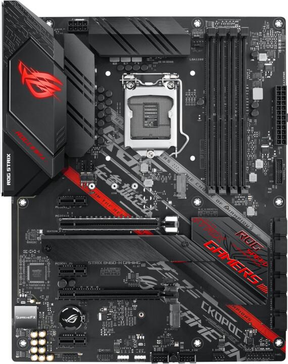 ASUS ROG STRIX B460-H GAMING - Intel B460