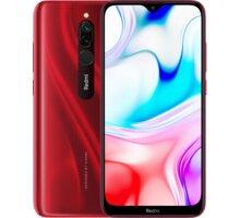 Xiaomi Redmi 8, 3GB/32GB, Ruby Red - 26763
