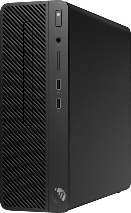 HP 290 G1 SFF, černá