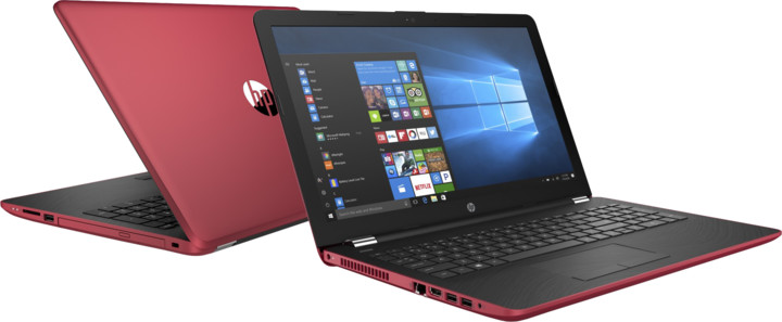 HP 15 (15-bw050nc), červená
