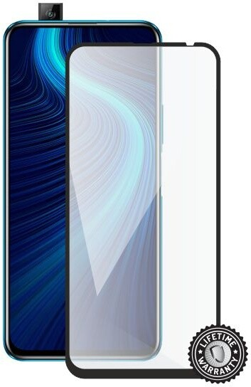 Screenshield ochrana displeje Tempered Glass pro Honor X10, full cover, černá