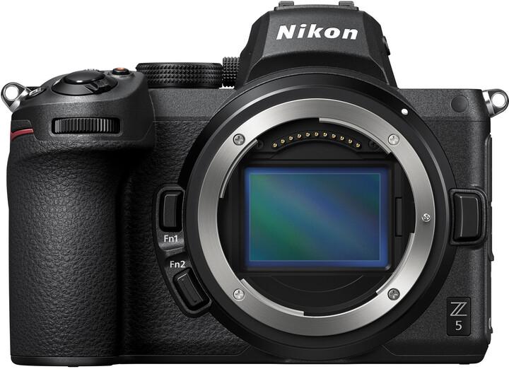 Nikon Z 5, tělo, černá