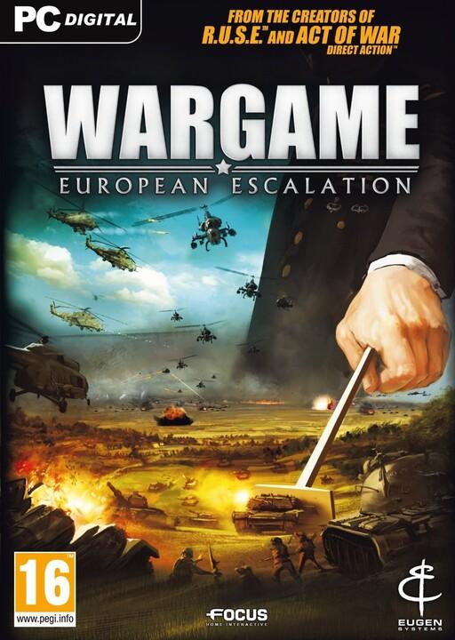 Wargame: European Escalation - PC