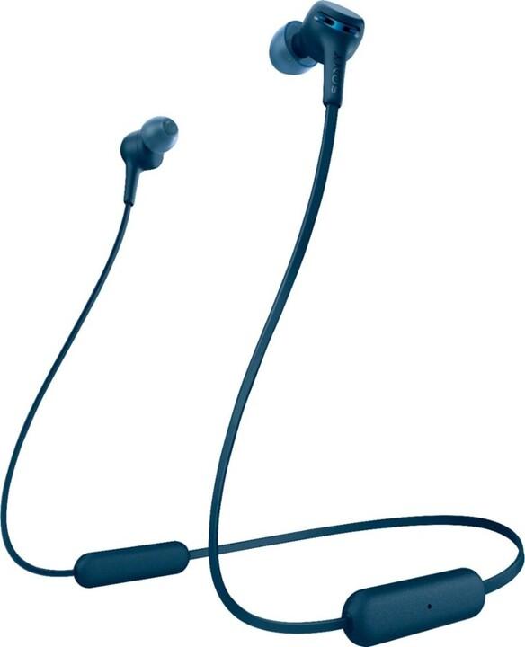 Sony WI-XB400, modrá