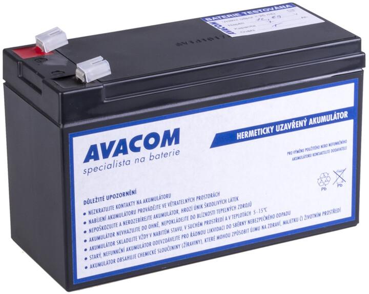 Avacom náhrada za RBC2 - baterie pro UPS