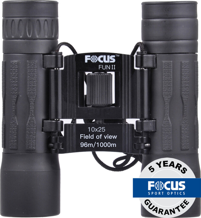 Focus Sport Optics FUN II 10x25