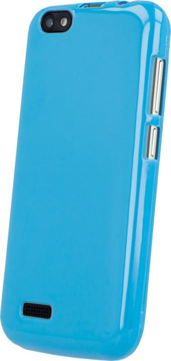 myPhone silikonové pouzdro pro POCKET 2, modrá