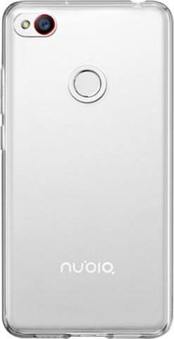 Nubia Original Protective Pouzdro pro Z11 Mini Transparent (EU Blister)