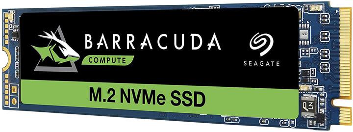 Seagate BarraCuda 510, M.2 - 500GB