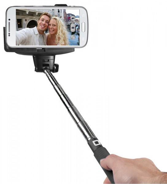 SBS Bluetooth selfie tyč