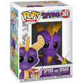 Funko POP! Spyro - Spyro and Spark