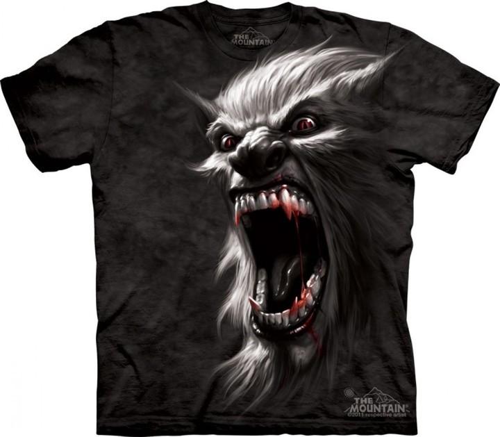 The Mountain Werewolf Battlecry, černá (US S / EU S-M)