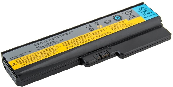 AVACOM baterie pro notebook Lenovo G550, IdeaPad V460 series, Li-Ion, 6čl, 11.1V, 4400mAh
