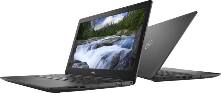 Dell Latitude 15 (3590), černá