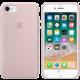 Apple silikonový kryt na iPhone 8/7, pískově růžová