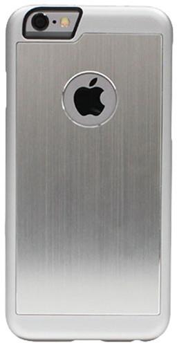 KMP hliníkové pouzdro pro iPhone 6, 6s, stříbrná