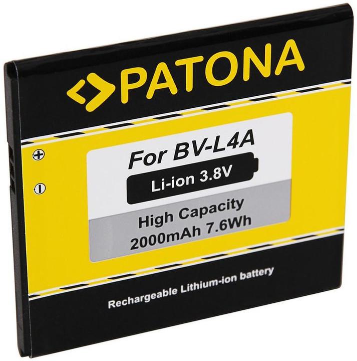 Patona baterie pro Nokia BV-L4A 2000mAh 3,8V Li-lon