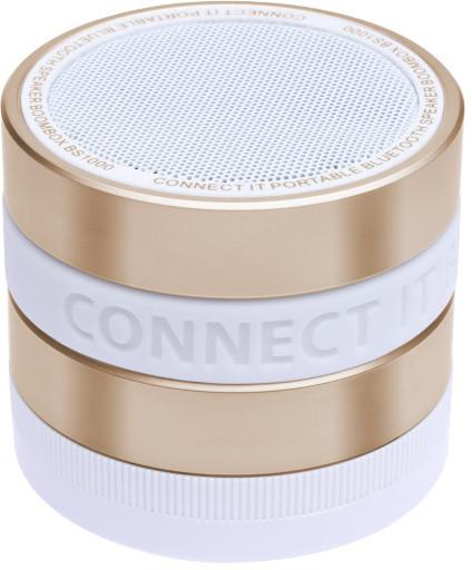 CONNECT IT CI-1190 BOOM BOX BS1000, zlatá