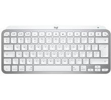 Logitech MX Keys Mini pro MAC, CZ, šedá