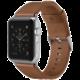 Belkin kožený řemínek pro Apple watch (38mm) - hnědá