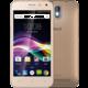 myPhone FUN 5, zlatá  + Hodinky Forever DW-100 (v ceně 299Kč)