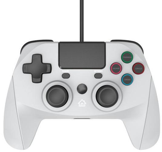 Snakebyte Game:Pad 4 S, šedý (PS4, PS3)