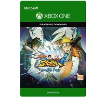 Naruto Shippuden Ultimate Ninja Storm 4 Season Pass (Xbox ONE) - elektronicky - 7D4-00108