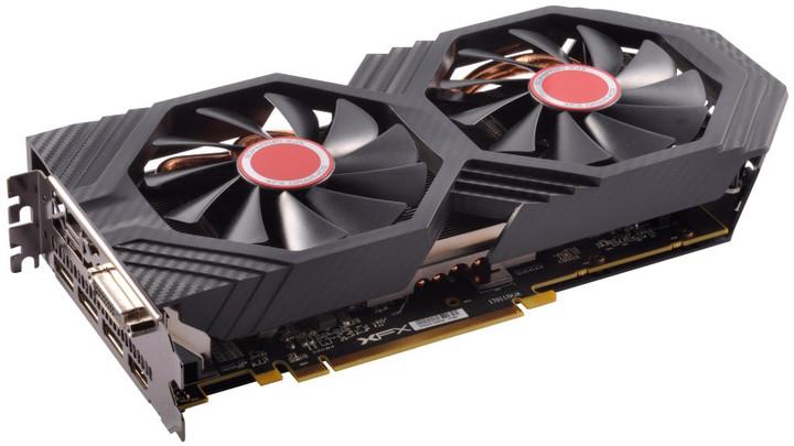 XFX Radeon RX 580 GTS XXX Edition, 4GB GDDR5