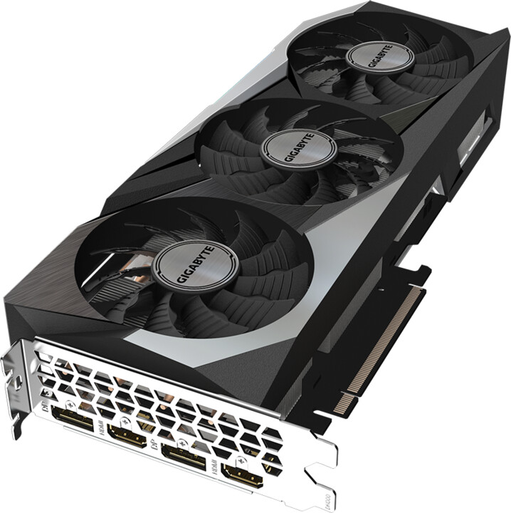 GIGABYTE GeForce RTX 3060 TI GAMING OC PRO 8G, 8GB GDDR6