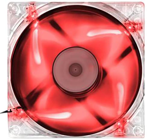 Evolveo 140mm, LED červený