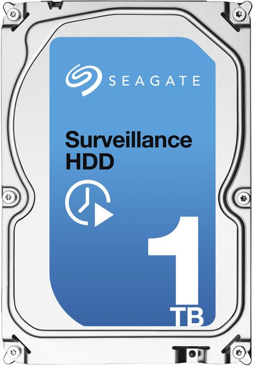 Seagate Surveillance - 1TB + Rescue