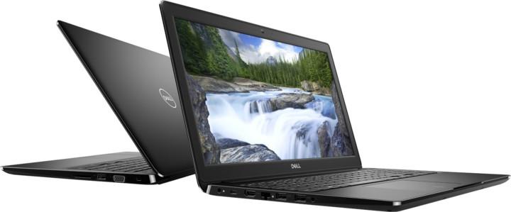 Dell Latitude 15 (3500), černá