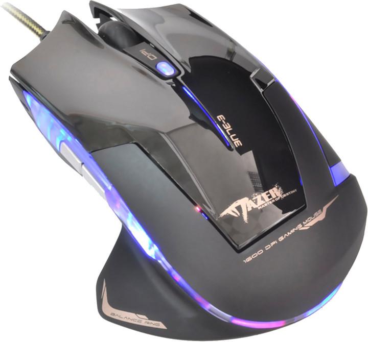 E-Blue Mazer R, černá