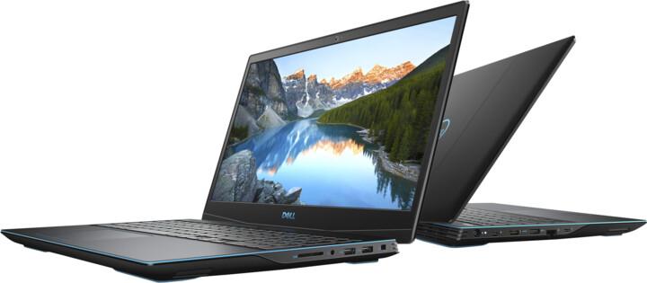 Dell G3 15 Gaming (3500), černá