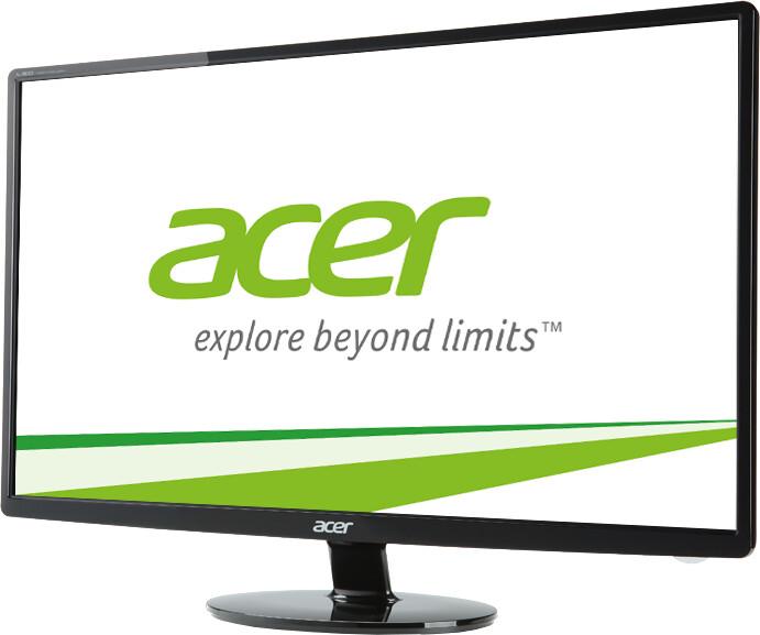 "Acer S230HLBbd - LED monitor 23"""