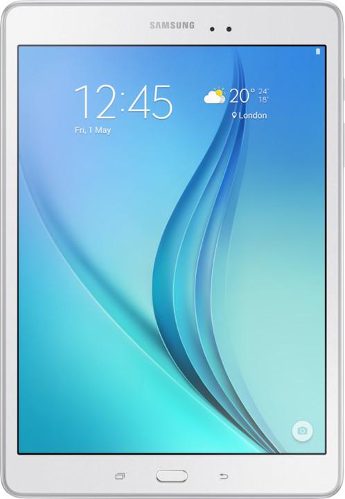 "Samsung SM-T550 Galaxy Tab A 9.7"" - 16GB, bílá"