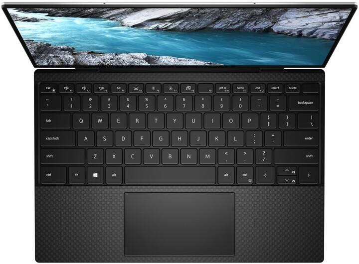 Dell XPS 13 (9310), stříbrná/černá