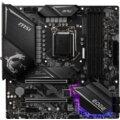 MSI MPG Z490M GAMING EDGE WIFI - Intel Z490