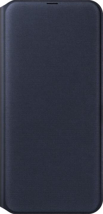 Samsung Wallet flipové pouzdro pro Samsung A505 Galaxy A50, černá