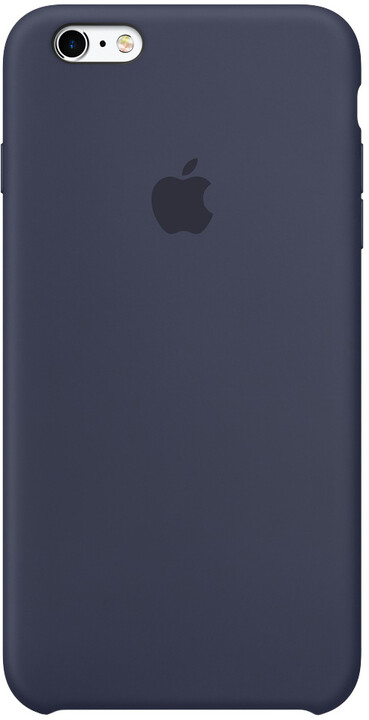 Apple iPhone 6s Plus Silicone Case, tmavě modrá