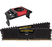 Corsair Vengeance LPX Black 16GB (2x8GB) DDR4 3600 CL 18 - CMK16GX4M2B3600C18