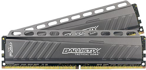 Crucial Ballistix Tactical 8GB (2x4GB) DDR4 3000