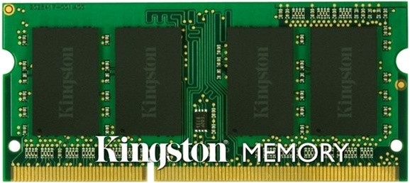 Kingston System Specific 4GB DDR3 1333 Single Rank brand HP SODIMM