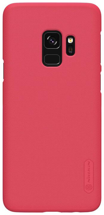 Nillkin Super Frosted zadní kryt pro Samsung G960 Galaxy S9, Red
