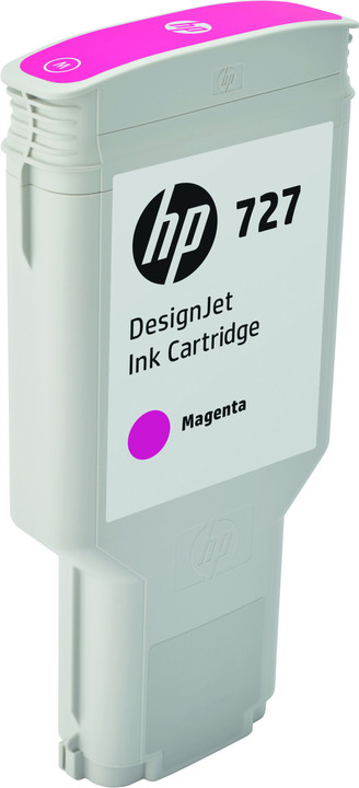 HP F9J77A no. 727 (300ml), magenta