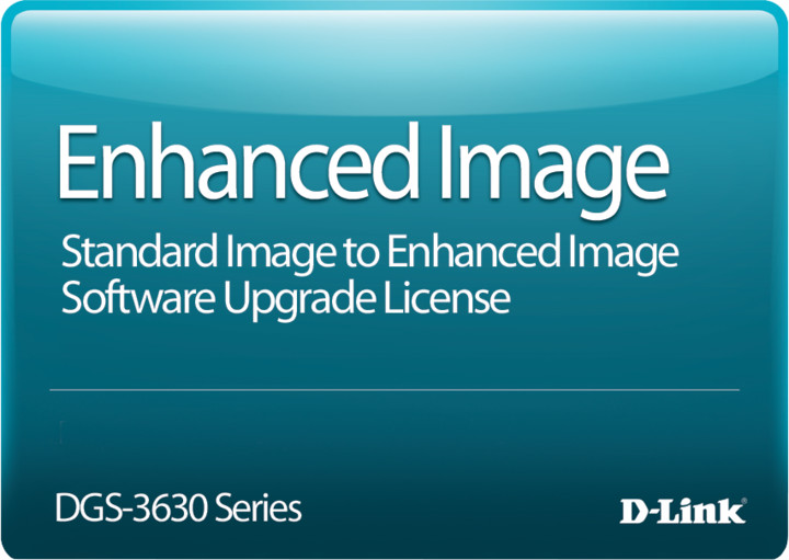 D-Link DGS-3630-28PC-SE-LIC rozšiřující licence